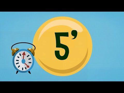 Cuenta atras 5 minutos - YouTube
