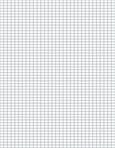 Free Printable Graph Paper to Download: Free Knitter's Graph Paper   ::4.5 Stitches and 6 Rows Per Inch:: This is the recommended gauge for knitting with Caron Simply Soft yarn on size 8 knitting needles,