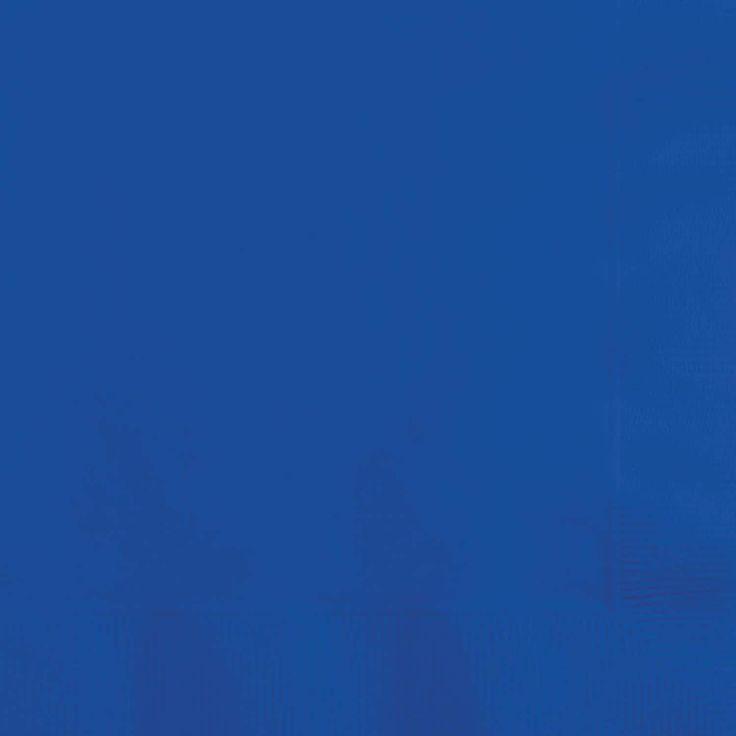 Club Pack of 500 Cobalt Premium 3-Ply Disposable Beverage Napkins, Blue