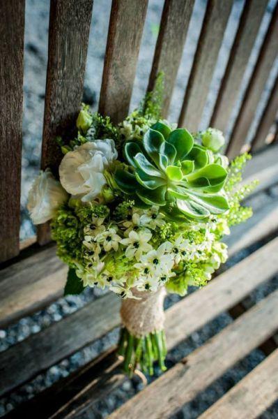 60 buquês de noiva RÚSTICOS maravilhosos para você se inspirar! Image: 27