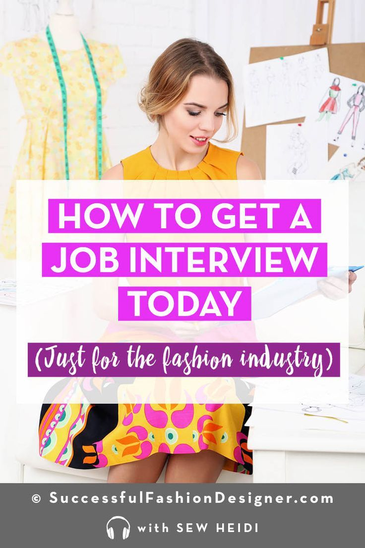 How To Get An Entry Level Fashion Design Job And Beat Out Competition Career In Fashion Designing Fashion Design Portfolio Fashion Design Jobs