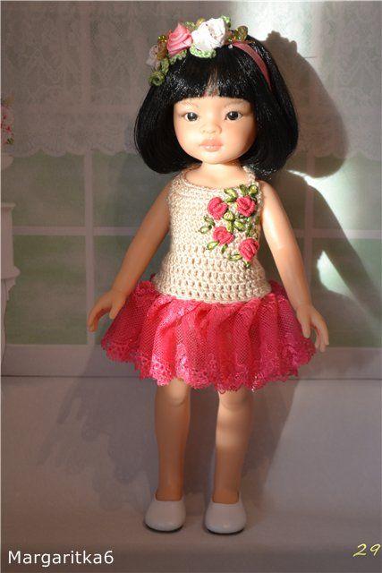 Наряды для кукол 32 - 35 cм / Одежда для кукол / Шопик. Продать купить куклу / Бэйбики. Куклы фото. Одежда для кукол