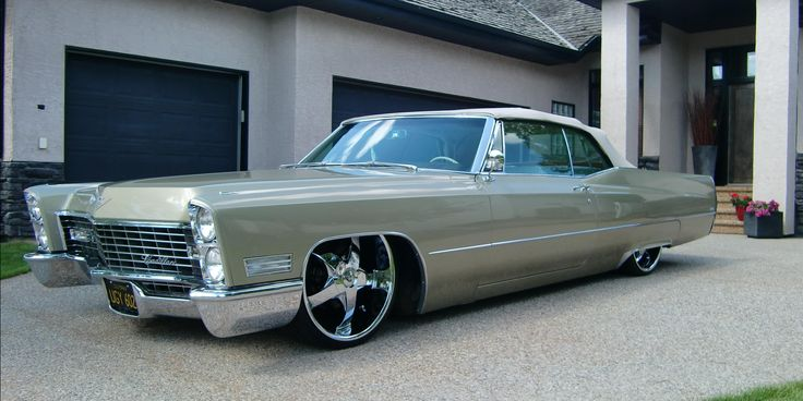 Gman1965 S 1967 Cadillac Deville Old Cars Pinterest