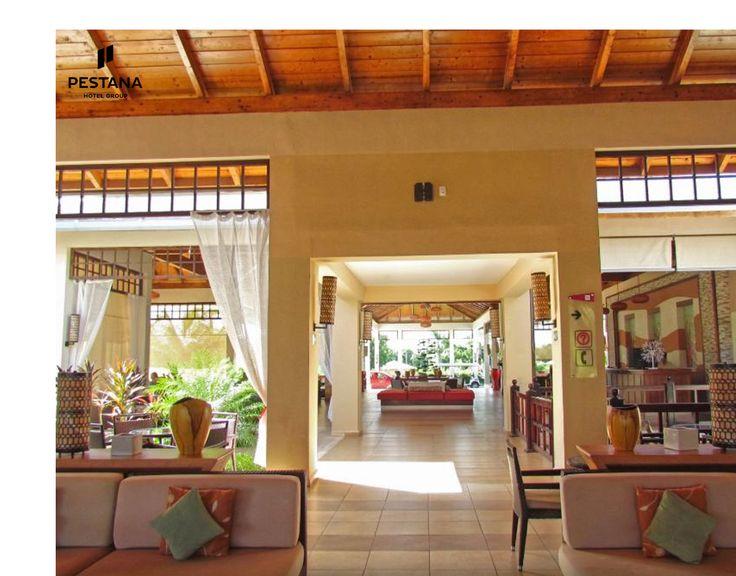 Relaxed Lobby   Pestana Cayo Coco Hotel   ALL INCLUSIVE   Cuba   Hotel Decoration Lobby