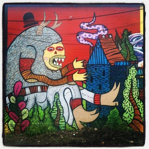34 best austin murals images on pinterest austin murals for Austin frog mural