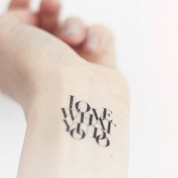 Tattoo Quotes On Wrist: Tattoos And Peircings