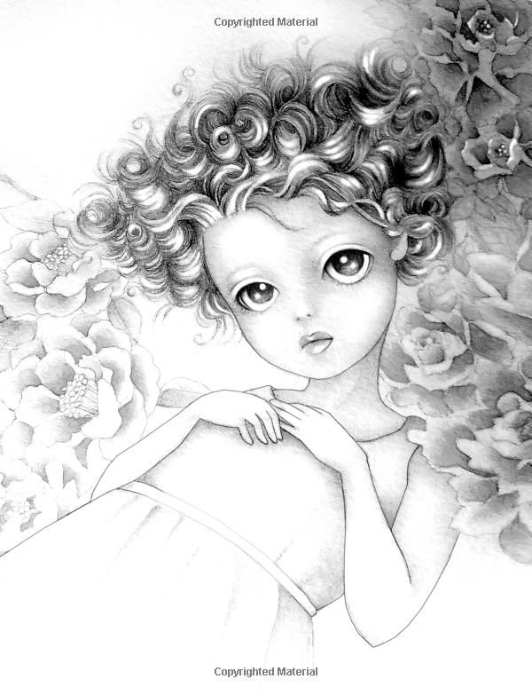 Amazon Com Color My Art Surreal Fantasy Grayscale Underpainting Coloring Book 9781547288410 Ikuko Book Grayscale Coloring Grayscale Art Coloring Books