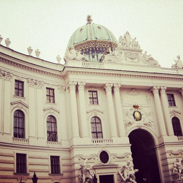 sightseeing tour in Vienna