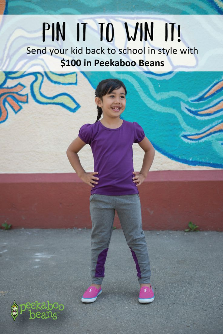 WIN $100 in Beans | Back-to-School Pin It to Win It Contest! #BTSinPB