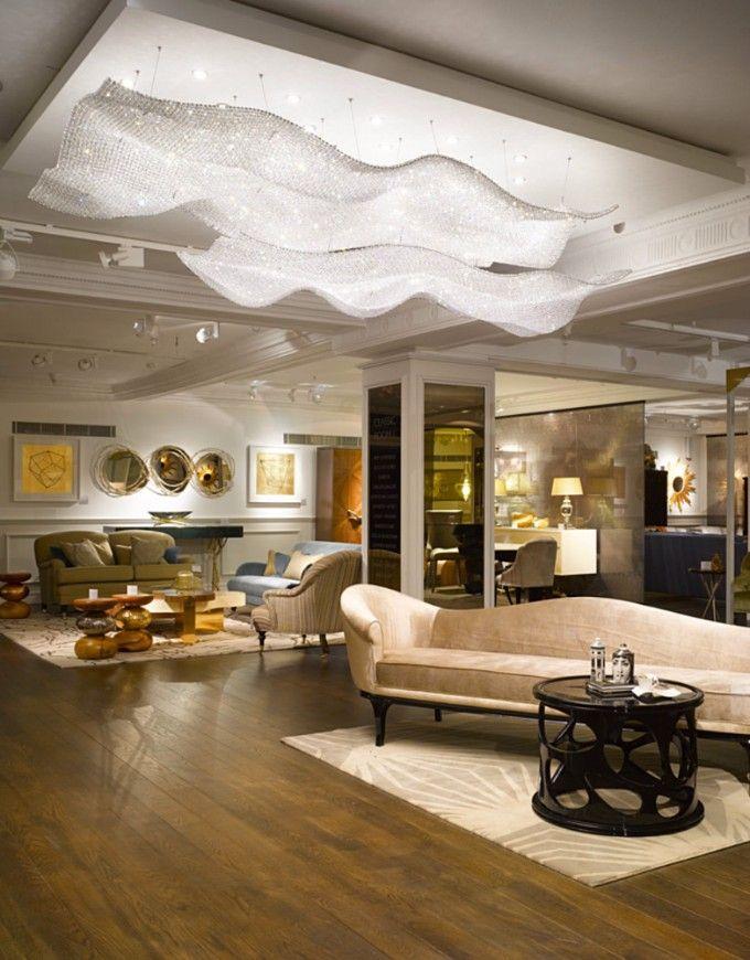 Die 25+ Besten Modernen Luxus Ideen Auf Pinterest | Luxus ... Wohnzimmer Luxus Design