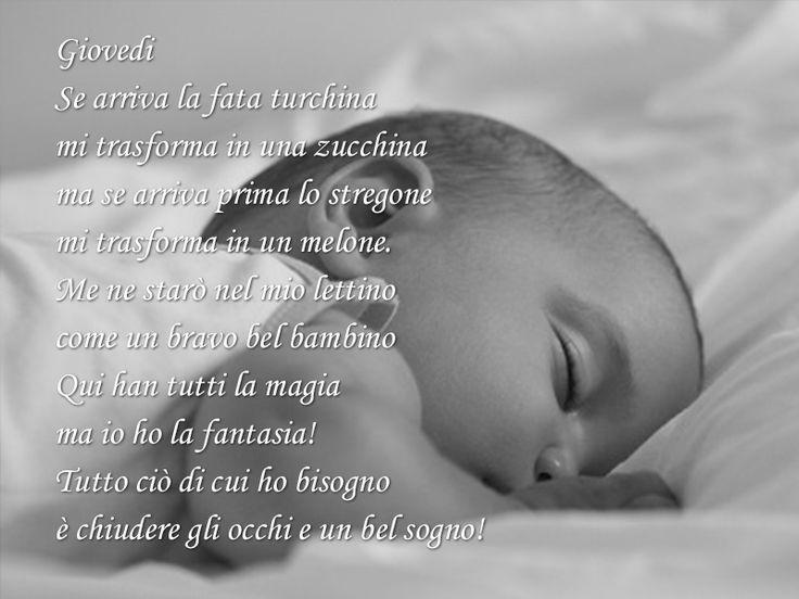 Cantala al tuo bambino per farlo addormentare...dolcemente...shhhhh