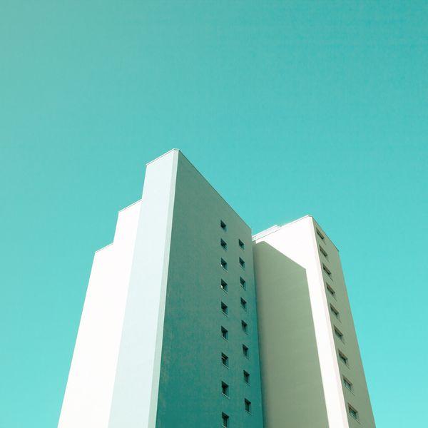 Studie Drei by Matthias Heiderich, via Behance