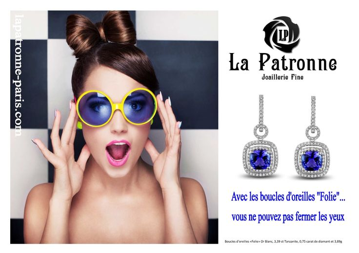La Patronne Joaillerie Fine. lapatronne-paris.com