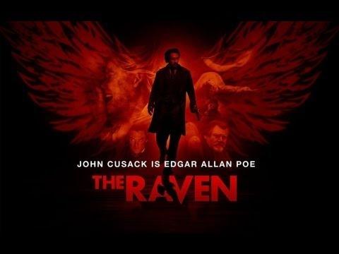 Der Rabe - Trailer HD (2012)  Edgar Allan Poe (John Cusack) verbündet sich mit einem jungen Baltimore Detektiv (Luke Evans) auf die Jagd nach einem verrückten Serienkiller, der mit Poes eigenen Werke ist, als der Basis in einer Reihe von brutalen Morden. Wenn eine Mutter und Tochter gefunden werden brutal in ermordet 19. Jahrhundert Baltimore,  macht Detective Emmett Fields (Luke Evans) eine verblüffende Entdeckung: das Verbrechen erinnert an einen fiktiven Mord in blutigen Details....