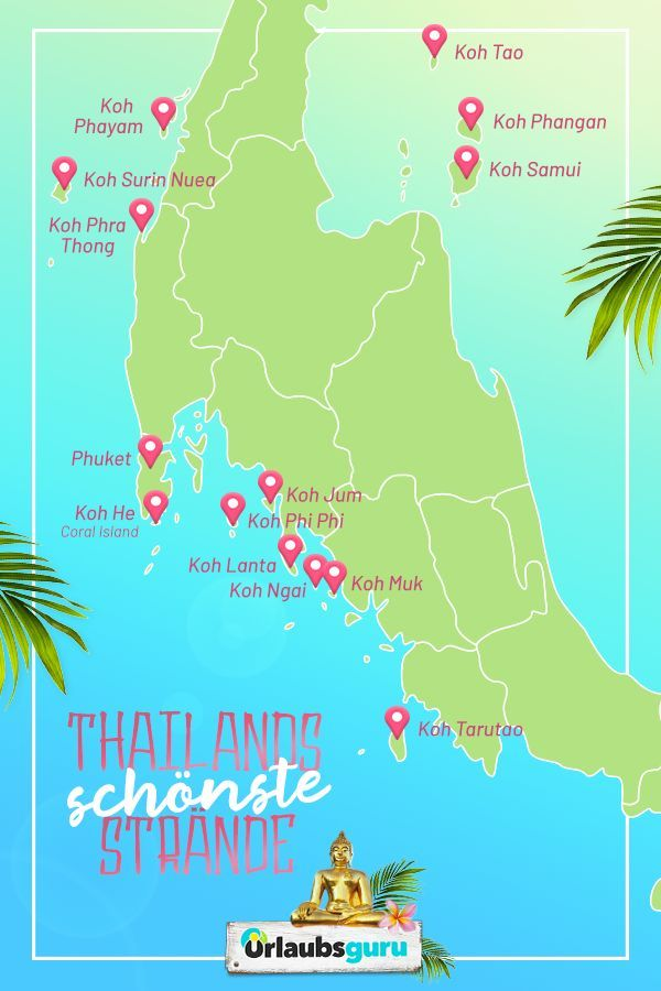 The Most Beautiful Beaches In Thailand Real Insider Tips