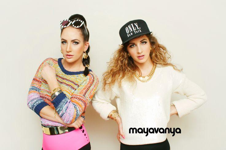 MayaVanya promo shoot  Makeup by Krystal Hayward  Helen Lou www.nzmakeupgirl.com