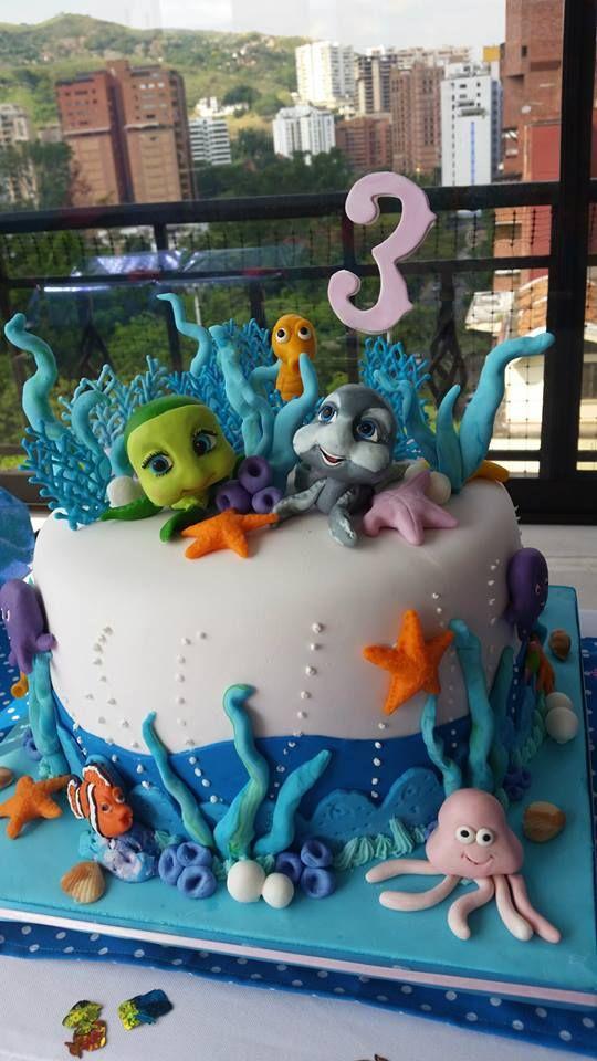 TURTLE TALE CAKE!