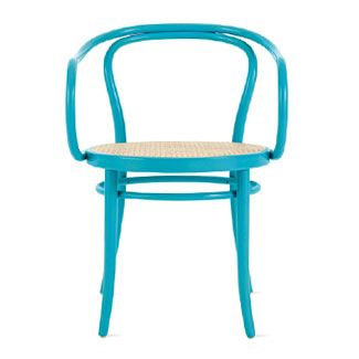 Era Round Armchair with Cane Seat by Michael Thonet - $240 #design