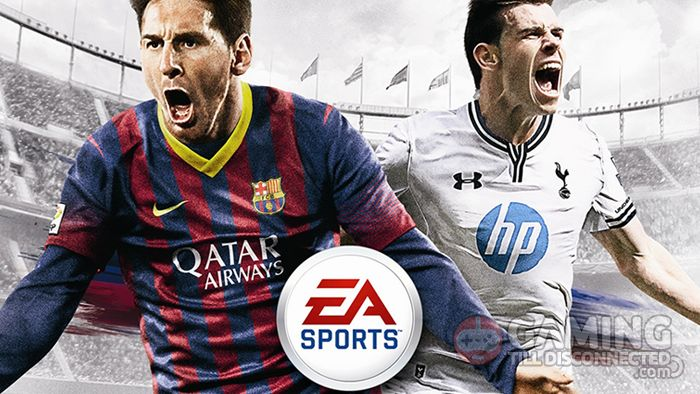 FIFA 14 Takes First Place Over Elder Scrolls Online in UK Charts (Week Ending 5 April 2014) - http://gamingtilldisconnected.com/2014/04/fifa-14-takes-first-place-elder-scrolls-online-uk-charts-week-ending-5-april-2014/13329