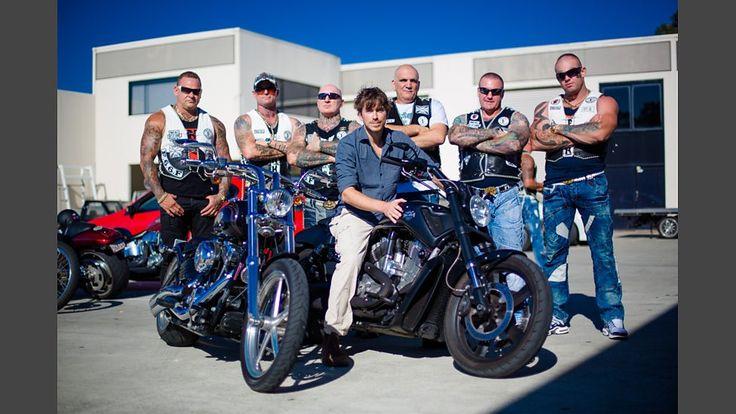 Vintage motorcycle clubs australia