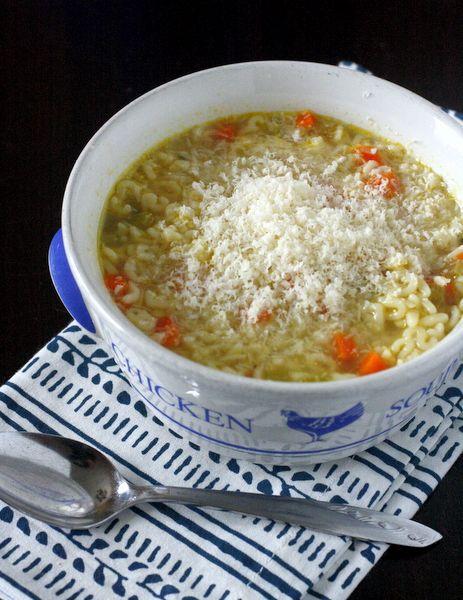Pastina Soup
