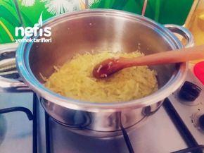 Yoğurtlu Kabak Çorbası(denemeye Değer)