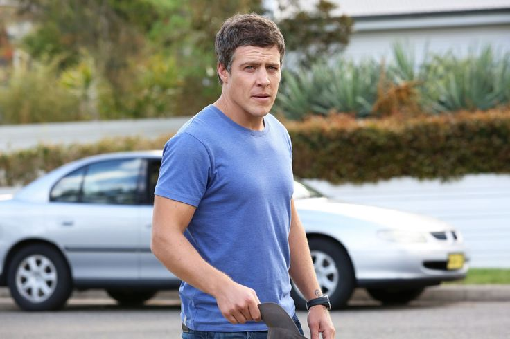 Steve Peacocke insists he ISN'T in demand since Home and Away exit: 'No one is banging down my doors' - DigitalSpy.com