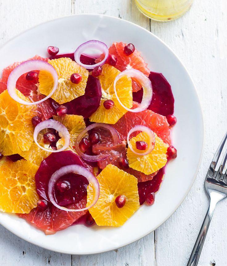 Beet+&+Citrus+Winter+Salad+|+eatwell101.com