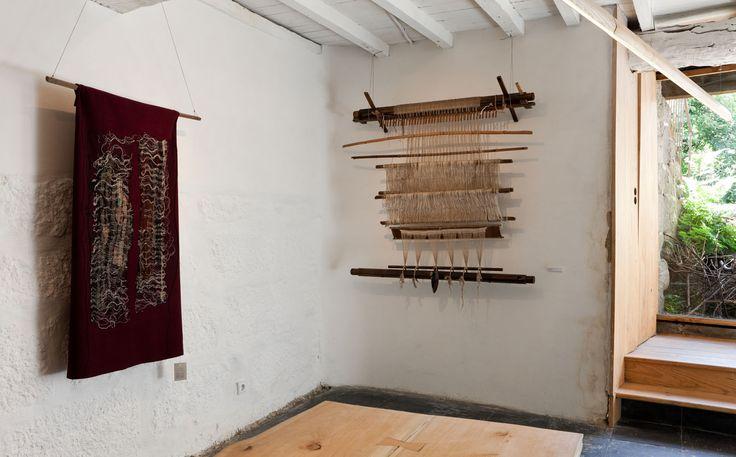 "Detail from Helena Cardoso's exhibition ""Experiências"".  Photo by Luís Ferreira Alves."
