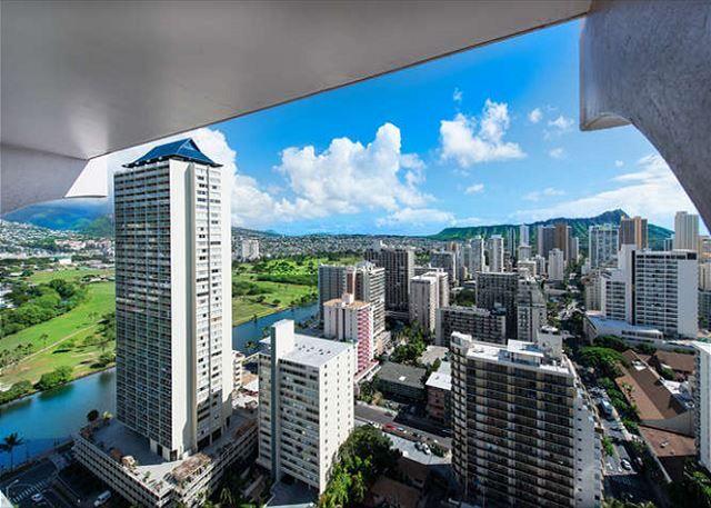 Royal Kuhio Ocean 1BD 31st Floor | Waikiki Condos | Oahu Vacation Rentals - Private Lanai with Panoramic Views