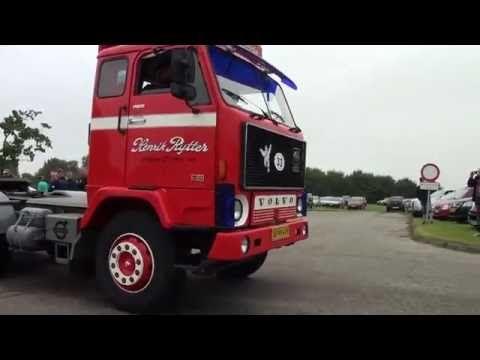 Real Truck (Part 2 Veteran Rally Hjørring ) - YouTube
