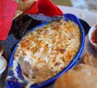Joe's Crab Shack Hot Crab Dip.  Will definitely make again.  There was none left.