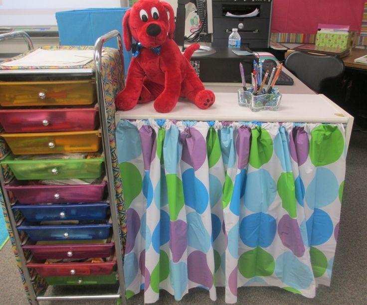 Classroom Curtain Design ~ Classroom setup three hours and done diy shower
