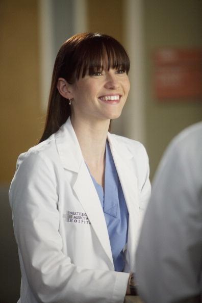 Lexie Grey ... Season Eight