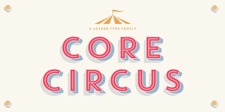 10 layered font families that will rock your titles