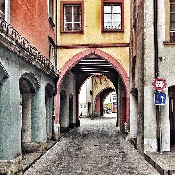 Altstadt Aarau in Aarau, Aargau
