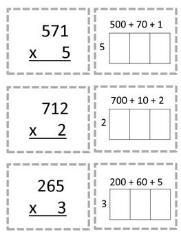 Partial Product Multiplication Worksheets Photos - Signaturebymm