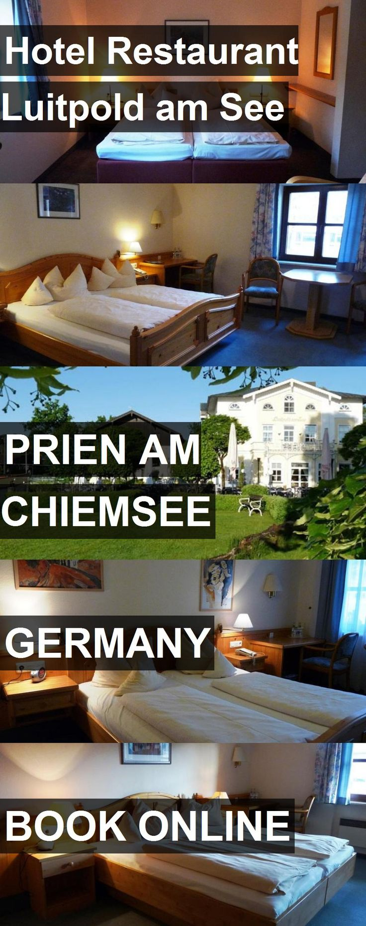 Hotel Restaurant Luitpold am See in Prien am Chiemsee, Germany. For more information, photos, reviews and best prices please follow the link. #Germany #PrienamChiemsee #travel #vacation #hotel