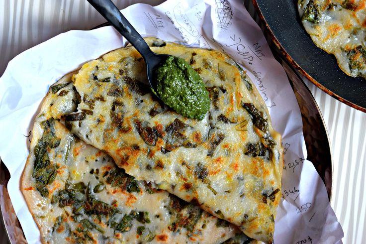 Potato Dosa - An Instant Breakfast Fix - Cookilicious