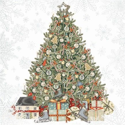 Christmas Tree by Sally Swannell