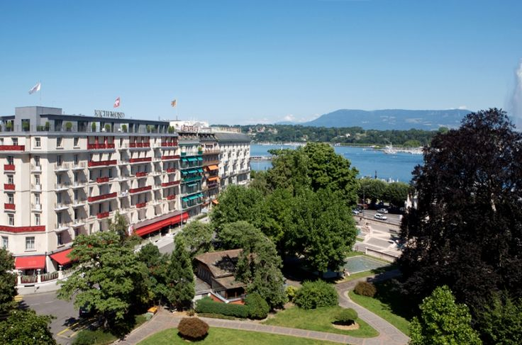 The Small Pleasures of Geneva