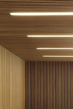 Wood slats and recessed led box | Résultats Google Recherche d'images correspondant à http://media-cache-ak0.pinimg.com/236x/52/3a/3b/523a3b0339151f60e64d3ce82beaaefa.jpg