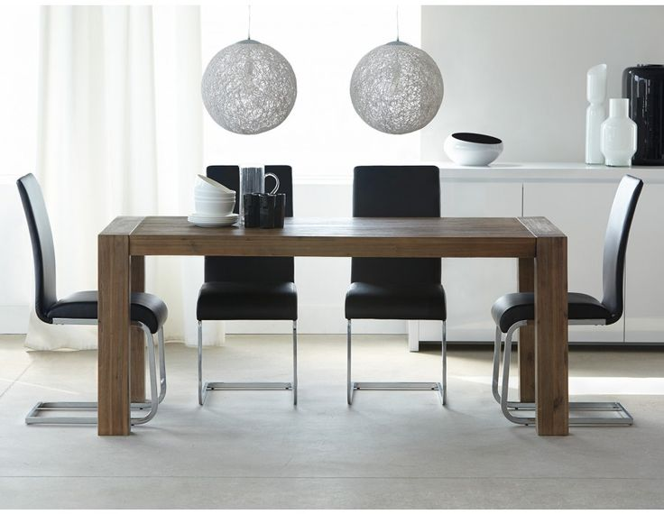1000 ideas about extendable dining table on pinterest dining tables contemporary dining. Black Bedroom Furniture Sets. Home Design Ideas