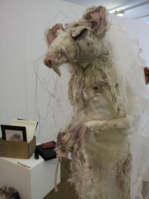 Creepy Fairytale Sculptures by Lauren Scott - The World of Kitsch