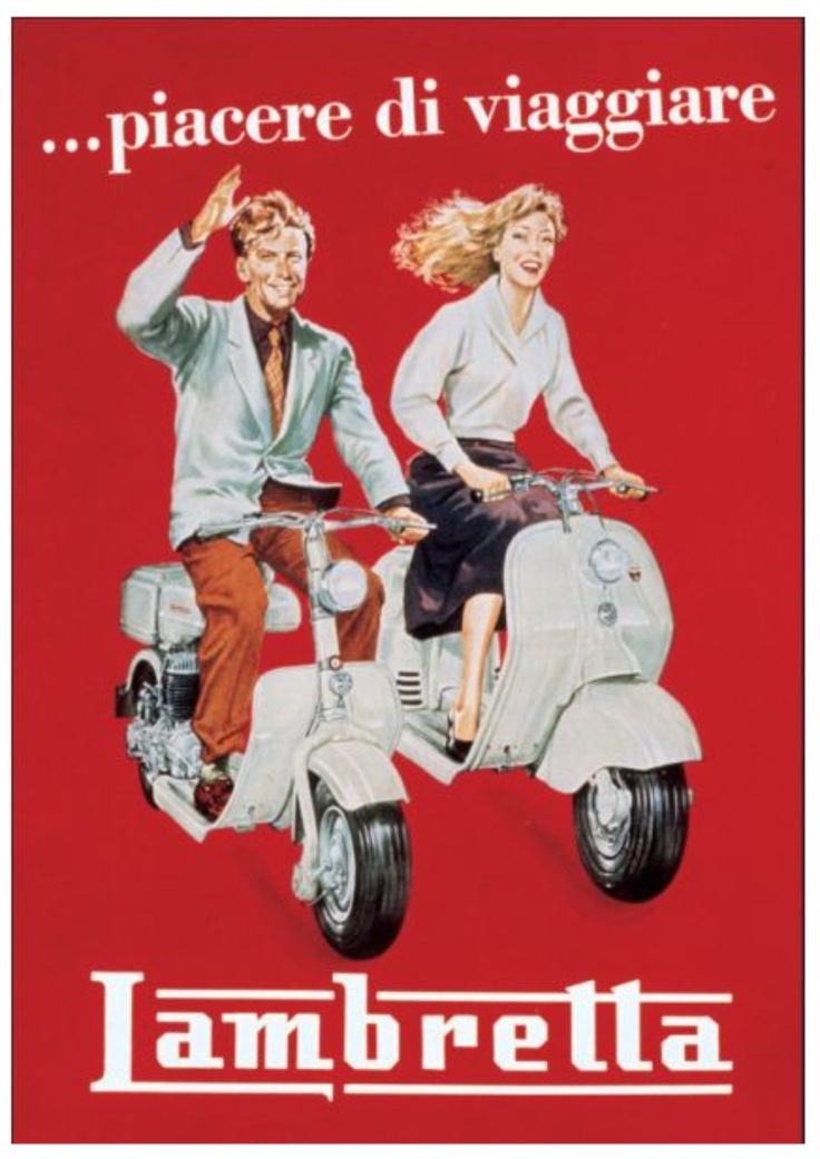 Labretta poster - piacere di viaggiare