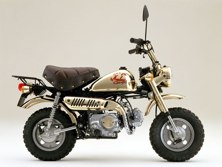 "Honda Z50J Monkey ""Limited Edition"" '1984"