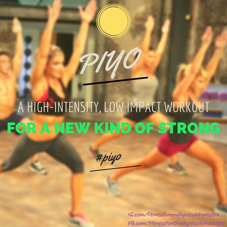 Looking for a program that uses your own body and is high-intensity without having any jumping? Piyo just might be your answer! Find out more here: http://www.teambeachbody.com/promotions/piyo-email-collector?referringRepID=280245