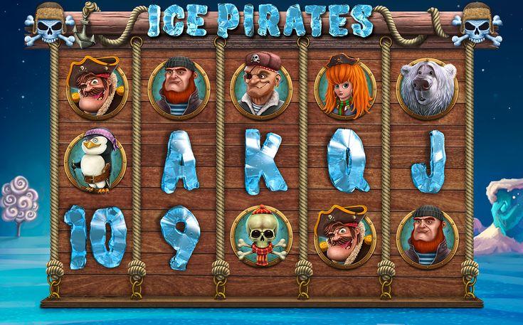 Ice Pirates on Behance