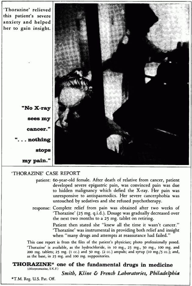 Thorazine Dosing For Agitation