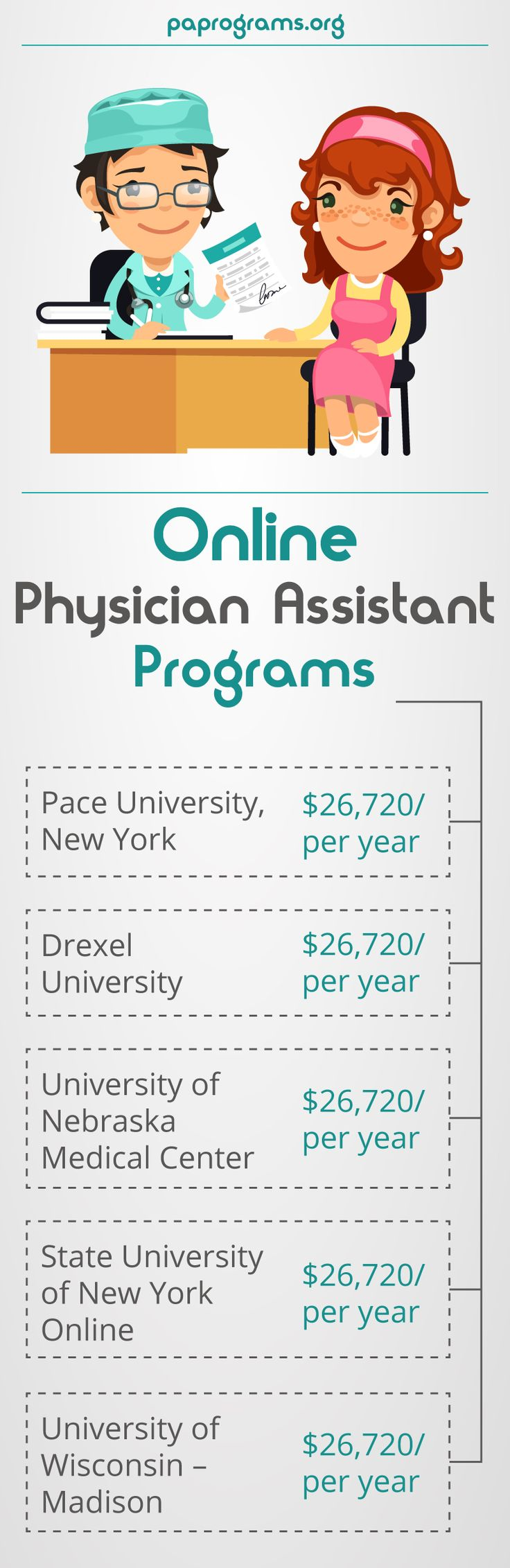 online physician assistant programs